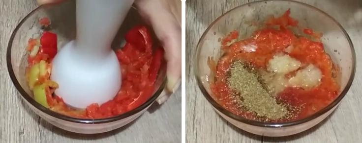 помидоры по-корейски самый вкусный рецепт быстрого приготовления