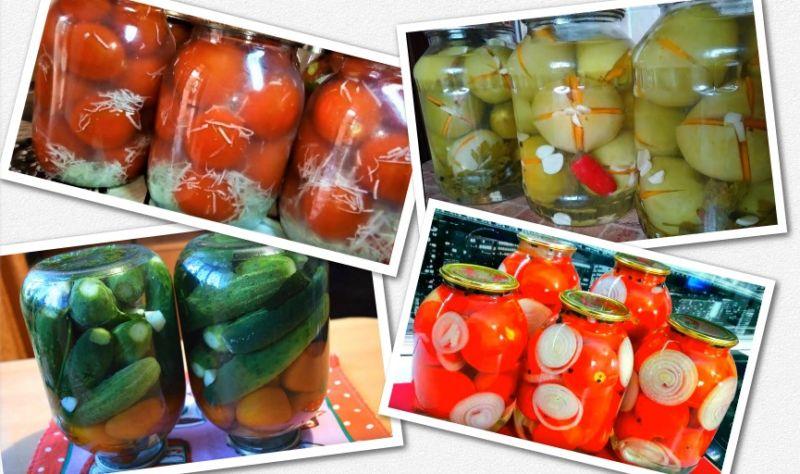 помидоры с корицей на зиму рецепты маринования с фото и видео