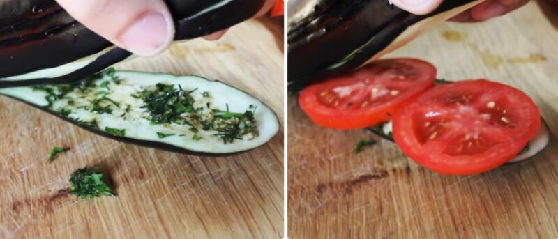 баклажаны быстро и вкусно