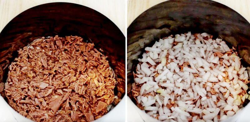 классический рецепт салата мимоза