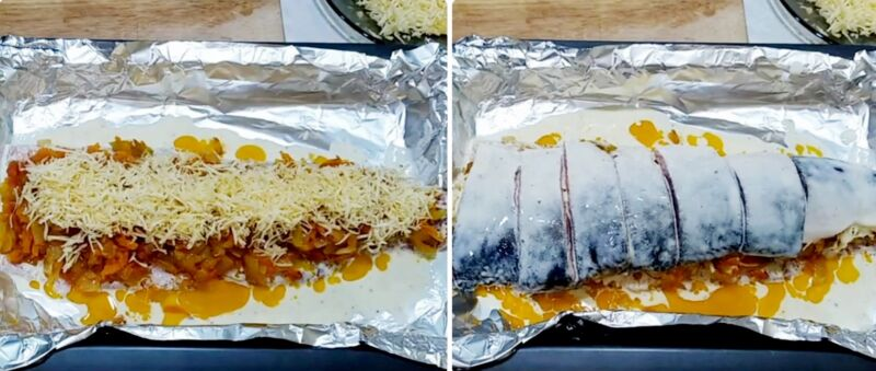 горбуша в духовке рецепты чтобы была сочная