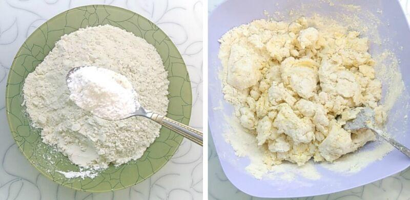 творожное печенье идеальный рецепт