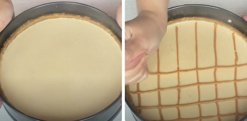 чизкейк без выпечки