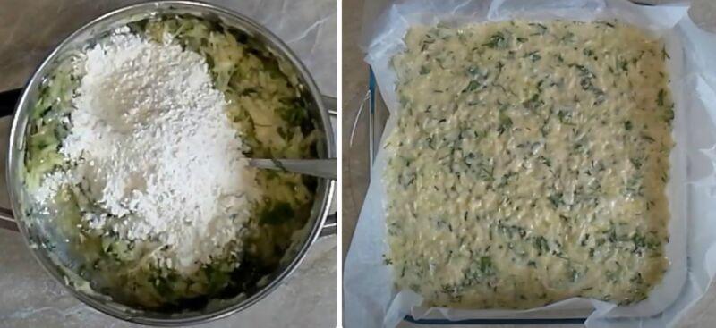 запеканка из кабачков и картошки