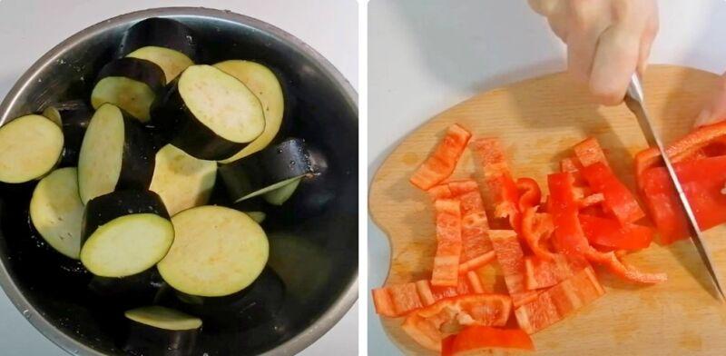 баклажаны в духовке