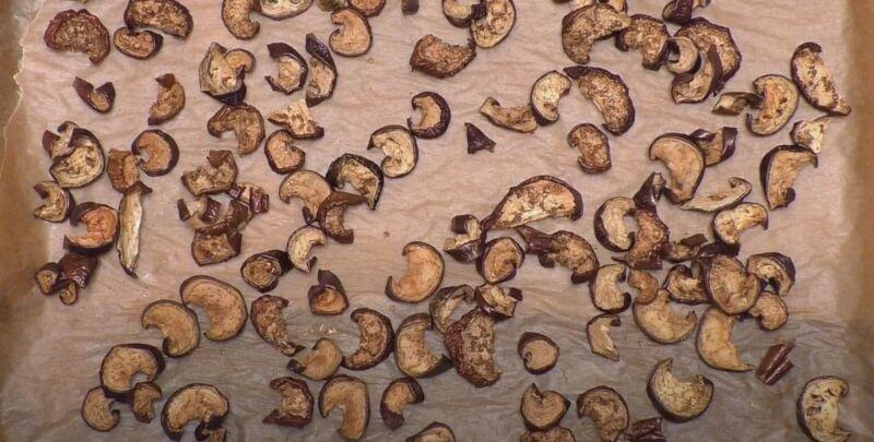 баклажаны как грибы на зиму
