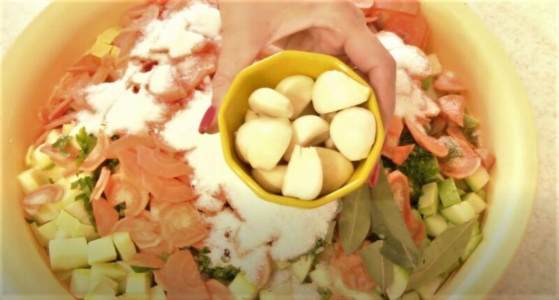 кабачки как грибы на зиму