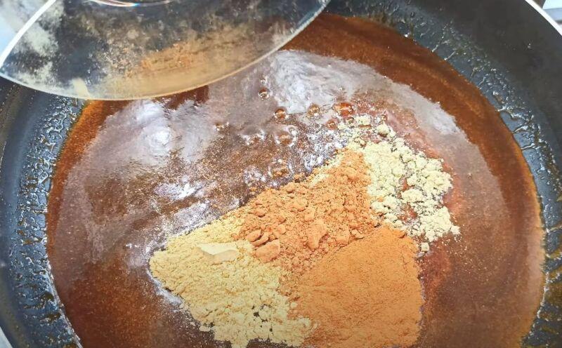 имбирные пряники рецепт