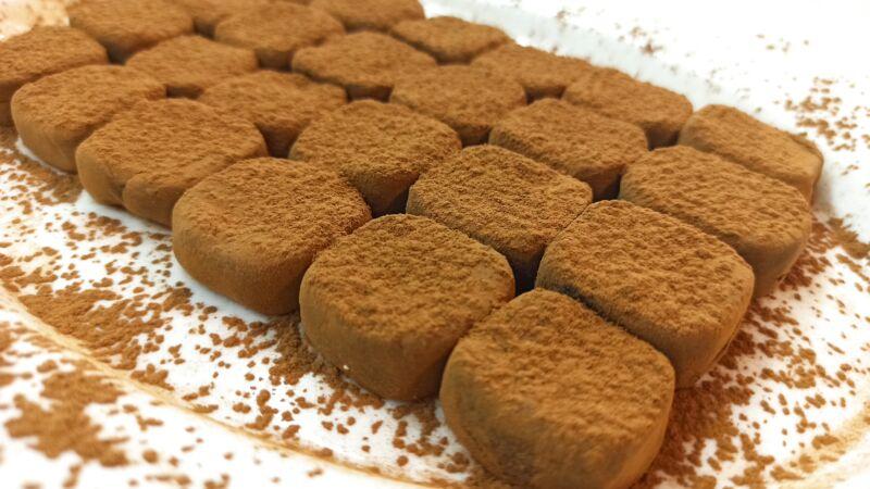 трюфели конфеты домашние