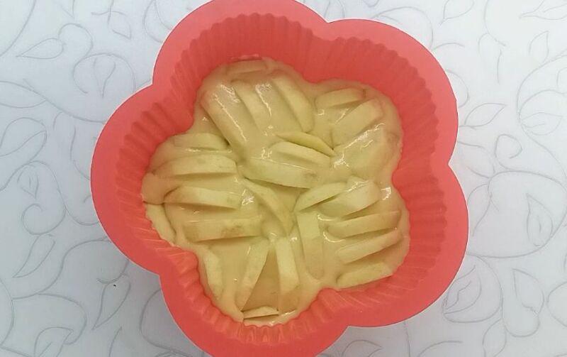 яблочный пирог тает во рту