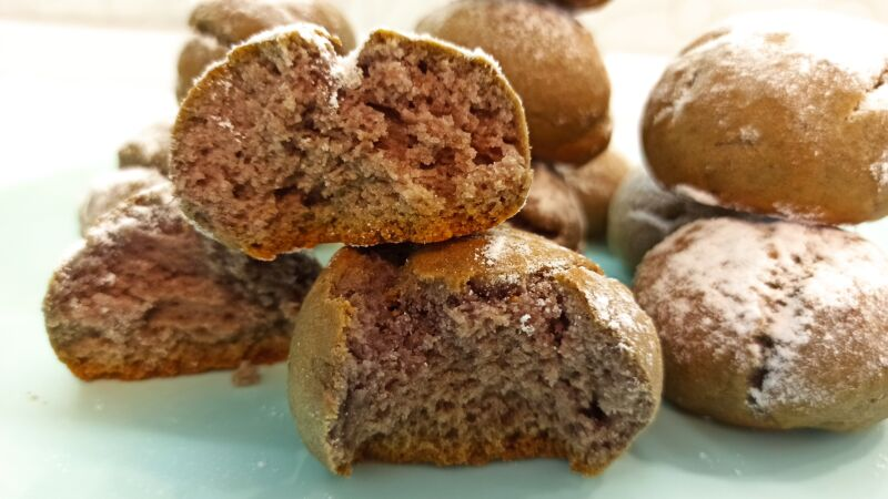 постное печенье простые рецепты