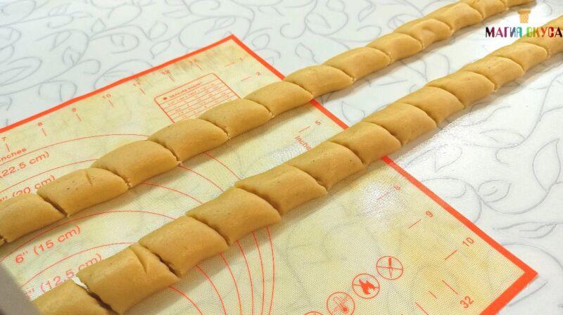 простое печенье на растительном масле