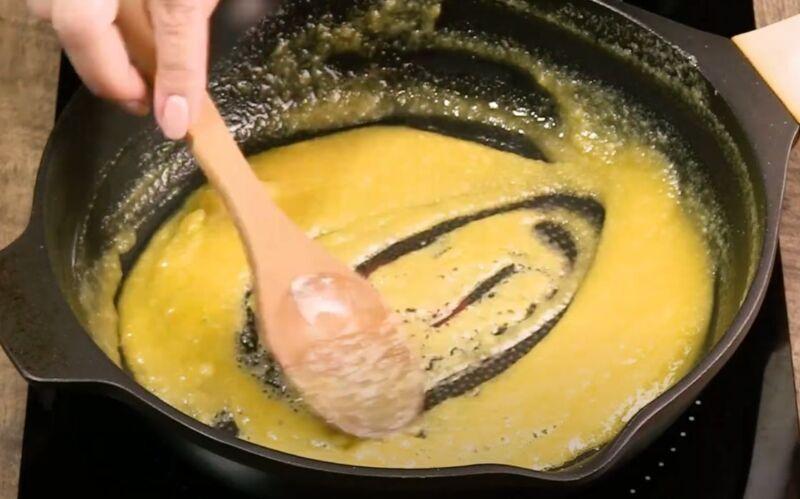 кабачки с фаршем в духовке
