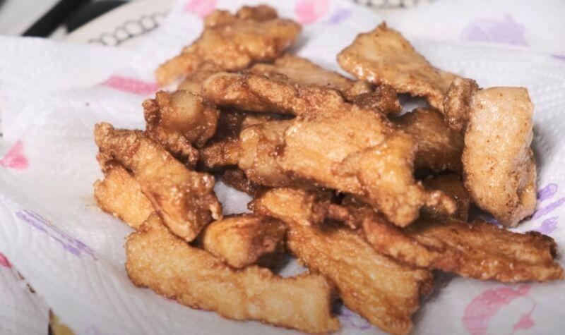 баклажаны с мясом по-китайски